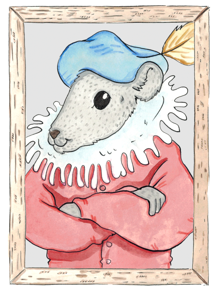 Hamlet Mouse