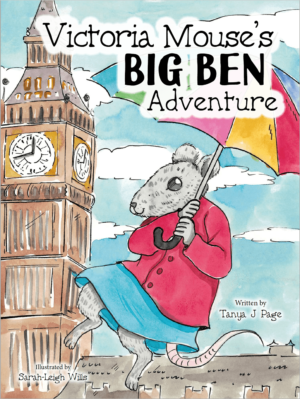 Victoria Mouse's Big Ben Adventure